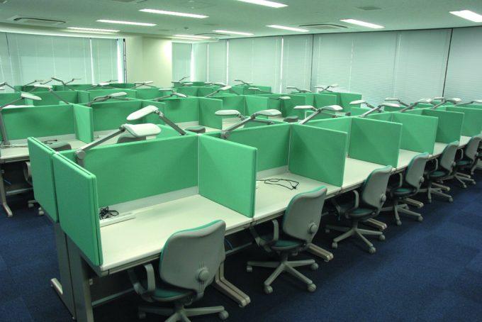2F院生研究室