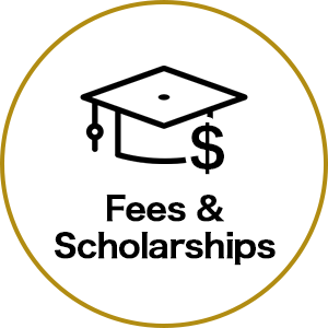 Fees and Scholarships